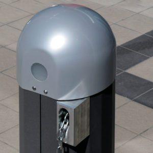 Mono poly barriera automatica per piccoli vani passaggio