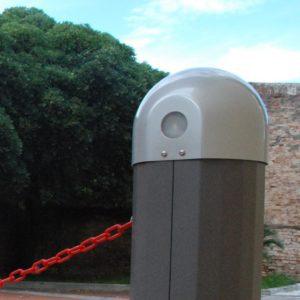 poly barriera automatica a catena